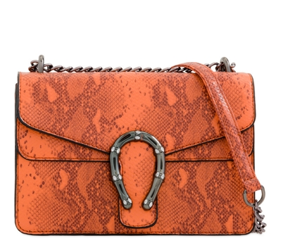 Dámska crossbody s prackou K-T2187 orange